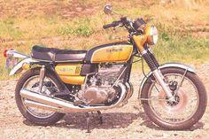 GT 550K, 1972-1973