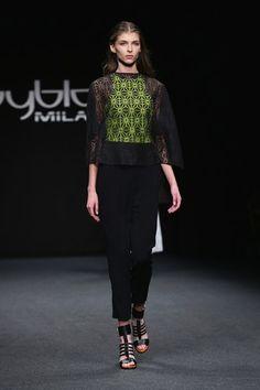 #Byblos Milano Fashion Week primavera/estate 2015 | #MFW14 #SS15 #fashionshow #newcollection
