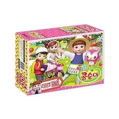 KONGSUNI Wacky and Sporty Kongsunii Jigsaw Puzzle 100 Pieces / Best Gift for Children