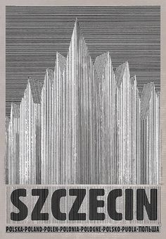 Concert Hall in Szczecin (Poland) by Barozzi Veiga Architects Vintage Movies, Vintage Ads, Vintage Posters, Retro Graphic Design, Polish Posters, Art Deco Posters, Film Posters, Day Of The Dead Art, Online Posters