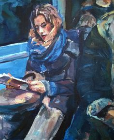 Dealer or Reseller Listed Acrylic Art Paintings London Painting, Acrylic Art, Original Paintings, The Originals, Painters, Artworks, Woman, People, Art