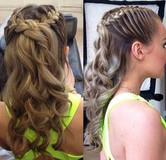 Like this hairstyle