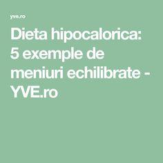 retete hipocalorice slabit
