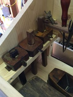 Dutch Tool Chest: All The Fixings