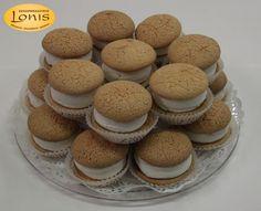 #Macaron (Μακαρόν) βανίλια - http://www.lonis.gr/macaron/