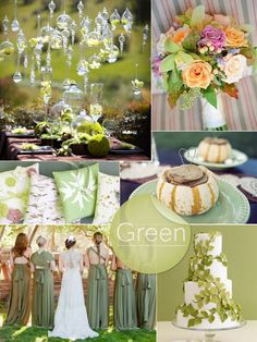 Fabulous Fall Wedding Color Palette 2013 Trends | Bridal Custom Wedding Gowns Online