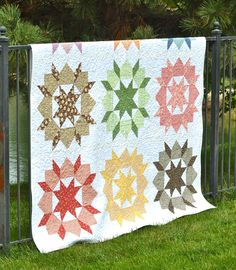 All sizes | RAINBOW SWOON QUILT | Flickr - Photo Sharing!