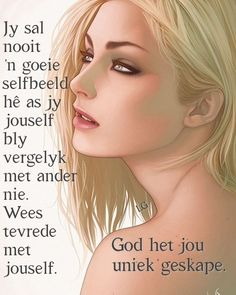 Afrikaans, Things To Think About, Faith, God, Movies, Movie Posters, Lisa, Women, Dios