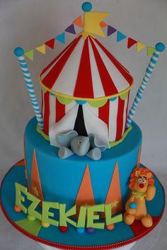 .Circus Cake 2