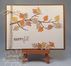 Chelsea's Creative Corner: Happy Fall .....
