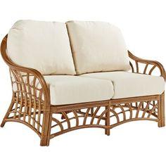 Coastal Furniture, Rattan Furniture, New Furniture, Oriental Furniture, Rattan Loveseat, Armchair, Patio Dining Chairs, Sofa Shop, Diy Sofa