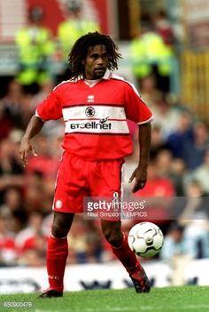 Christian Karembeu Middlesbrough Middlesbrough Fc, Coventry City, Football Photos, Boro, Football Players, Soccer, England, Christian, Stock Photos