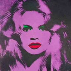 Warhol - Bardot