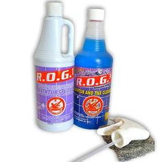 """Tired of wasting endless hours cleaning your bathtub or shower? That stops today…. """"In less than 15 minutes, ROG3 can clean your entire bathtub effortlessly while helping you save time …"""