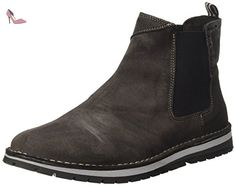 Cisco, Desert Boots Homme, Gris (DK Grey CD004), 43 EULumberjack