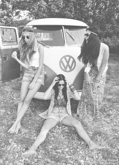 Taking Woodstock - 1969 VW
