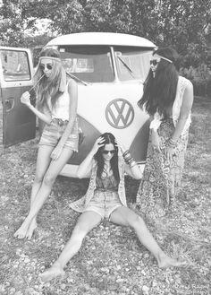 Taking Woodstock - 1969 VW