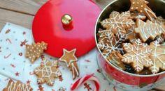 Biscuits de Noël sans beurre ni sucre raffiné 🎅