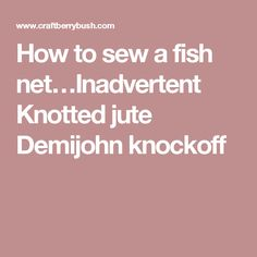 During our holidays last week, I was able to visit one of my favourite little Beach Themes, Fishnet, Jute, Crochet Projects, Diy Crafts, My Favorite Things, Sewing, Holidays, Dyi
