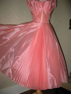 this is more 50s but it reminds me of a barbie dress