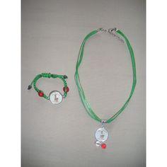 Ensemble Collier et Bracelet