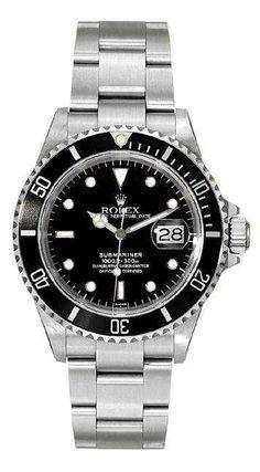Rolex Submariner. Ven a verlo sin compromiso...Gran Vía Marqués del Túria, 71. Valencia.