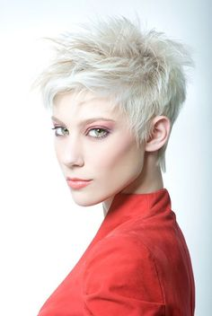 Hair Color Ideas for Short Hair | 2013 Short Haircut for Women