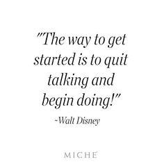 On motivation...