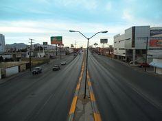 Av. Tecnologico en Ciudad Juárez