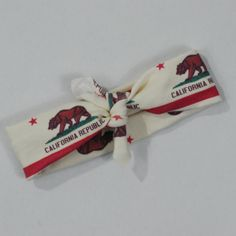 """""""Cali Love"""" Knotted Headband – WeeStructed"""