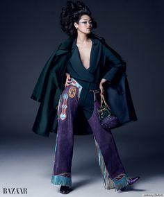 chiharu okunugi hbz Beauty And The Best, Carine Roitfeld, Fashion Forecasting, Editorial Fashion, Fashion Photography, Fashion Design, Fashion Trends, Street Style, Womens Fashion