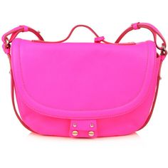 Mcq alexander mcqueen bags PINK NEON, found on polyvore.com