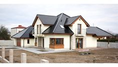 Village House Design, Village Houses, House Outside Design, Home Exterior Makeover, Kitchen Cabinet Styles, Mitsubishi Eclipse, Pool Houses, Architecture Design, House Plans