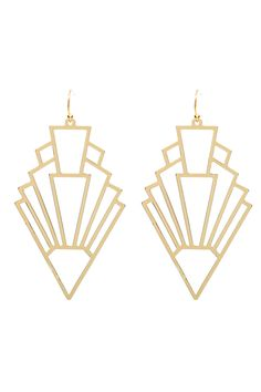 Dressing Your Truth - Type 3 Warrior Earrings