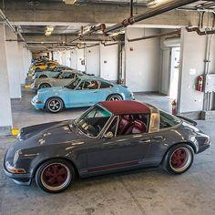 Porsche's