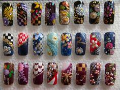 Floral Nail Art, Japanese Nail Art, Nail Art Videos, Nail Games, Chef D Oeuvre, Hair And Nails, Art Reference, Nail Art Designs, Jewelry Design