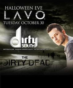 Dirty South | Lavo | Las Vegas | October 30, 2012 | Halloween