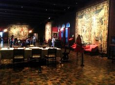 ::Surroundings::: Isabella Stewart Gardner Museum: The Tapestry Room