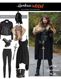 How to make your own Jon Snow costume. Get in character and dress up as your favorite Game of Thrones man of the night's watch.