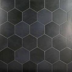 Karra x Porcelain Stone Look Wall & Floor Tile Artistic Tile, Tiles Online, Hexagon Tiles, Wall Patterns, Geometric Shapes, Decor Styles, Tile Floor, Home Improvement, Porcelain