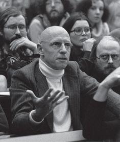 Michel Foucault: A Legend