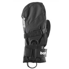 Bern	 Durden Mitten With Removable Wrist Guard - £74.95