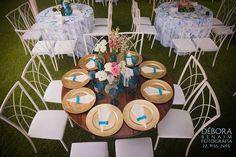 Sou apaixonada por decoração de casamento provençal… Não é à toa que me inspirei nesse estilo para o décor do meu casamento!E para inspirar as noivinhas românticas de plantão, as meninas da I...
