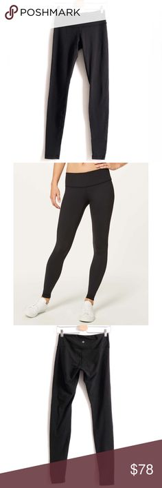 7ca86224a638d Lululemon Wunder Under Low-Rise Tight Lululemon Pants. Great Quality. Tight  Fit.