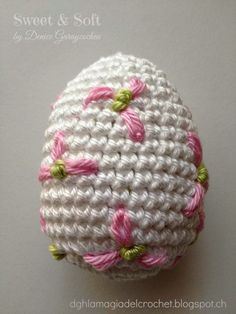 The Magic Crochet: Easter Eggs free pattern
