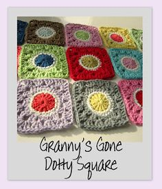 colour in a simple life: Graduated Granny Blanket
