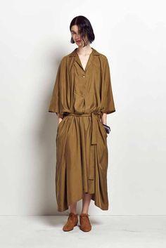 Roomy robe in Dijon