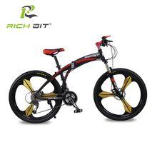 Us 684 00 Richbit High Quality Aluminum Folding Bicycle 27 Speeds