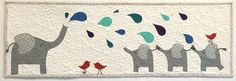 COMING SOON: Cary Quilting Company's pattern for the Row by Row Experience 2015