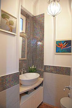 beautiful bath mozaic